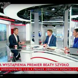 TVP INFO Expose Beaty Szydlo