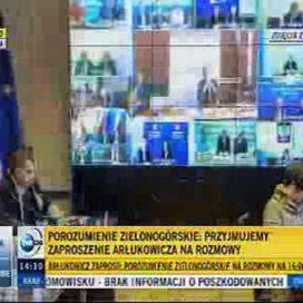 TVN24_NEGOCJACJE Z LEKARZAMI 01-2015